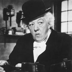 マーガレット・ラザフォード (Margaret Rutherford)