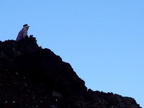 富士山頂観測所