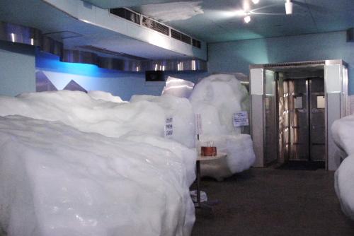 オホーツク流氷館