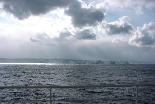 新日本海フェリー・しらゆり