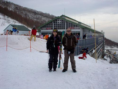 川場スキー場:記念撮影