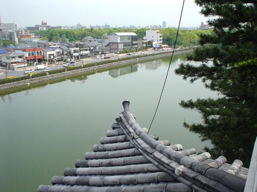 名古屋城:西北隅櫓