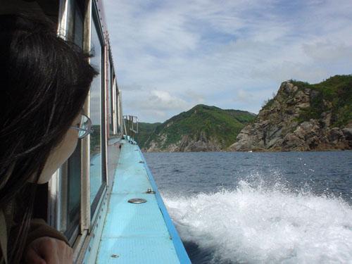 但馬海岸遊覧船