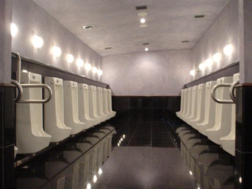 六本木ヒルズ:トイレ