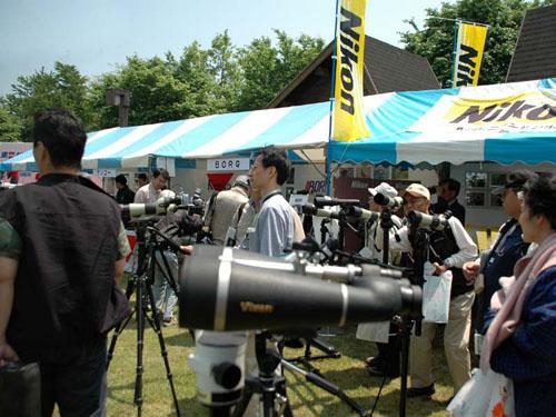 東京バードフェスティバル2005