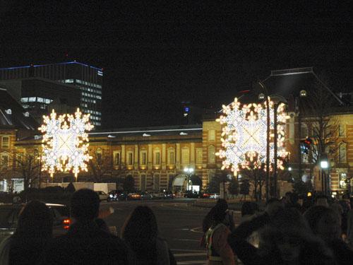 東京ミレナリオ:東京駅