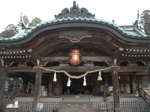 筑波山神社をお詣り