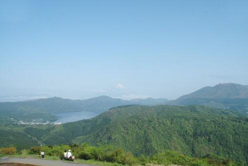 ドライブイン大観山