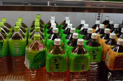 日本の商品も多い