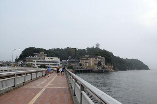 さらば江ノ島よ~♪