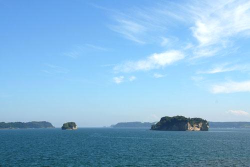 能登島からの眺め