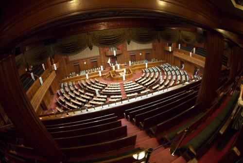 国会議事堂一般公開