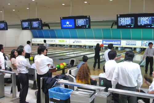 東京ドームボウリングセンター