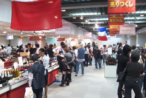 第72回 世界の酒とチーズフェスティバル ~大丸東京店