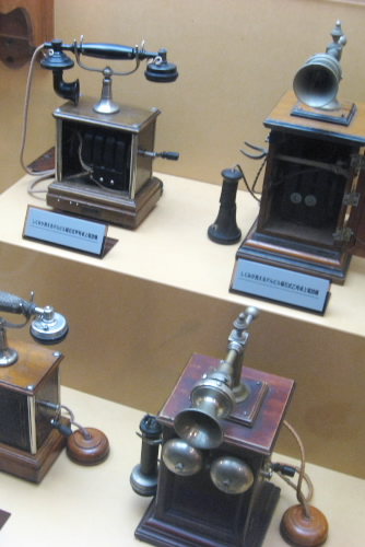 逓信総合博物館 ていぱーく