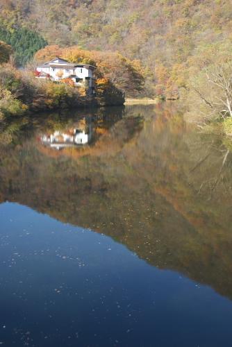 羽鳥湖めぐり