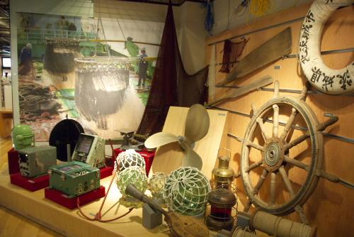 北茨城市漁業歴史資料館 よう・そろー