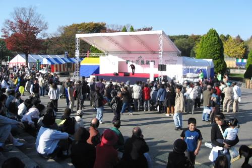 JA東京あおばの農業祭 ~光が丘公園