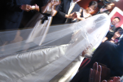 結婚式に参列@ロウリーズ ザ・プライムリブ・トウキョウ