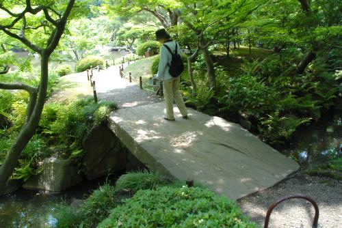 和洋調和の旧古河庭園
