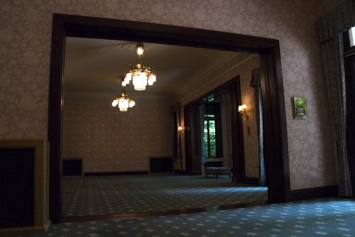 チューダー様式の旧前田侯爵邸