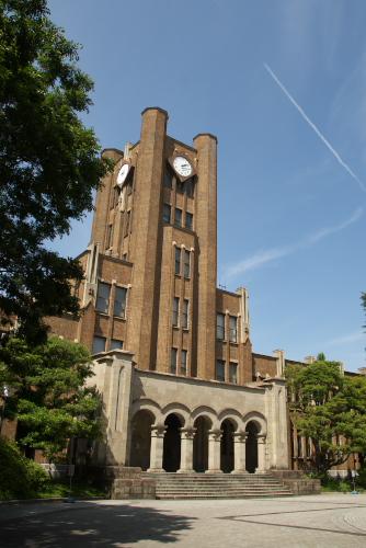 東京大学駒場キャンパスを歩く