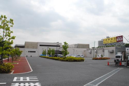 舟和本店浦和工場に寄り道