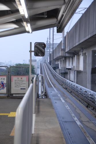 新交通システム・埼玉新都市交通伊奈線(ニューシャトル)