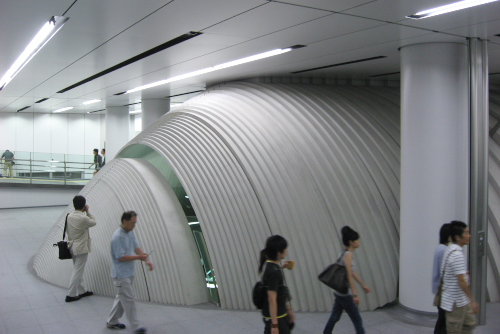 都内最後の地下鉄・副都心線を見てきた