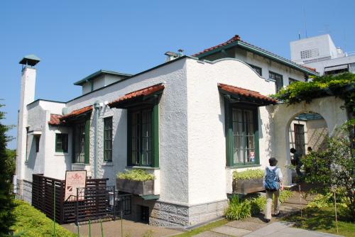 山手西洋館めぐり 横浜市イギリス館と山手111番館