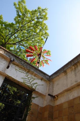 山手西洋館めぐり 旧フランス領事館公邸遺構