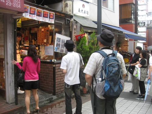 鎌倉アジサイ散歩 喫茶店・ミルクホール