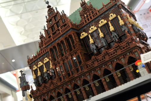 レゴで作った世界遺産
