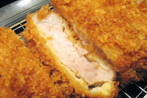 イベリコ豚のロースカツ定食(1,890円)
