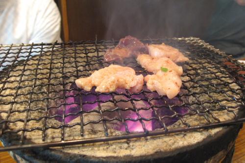 東新宿・幸永のホルモン焼き