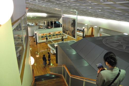 横浜マリタイムミュージアム