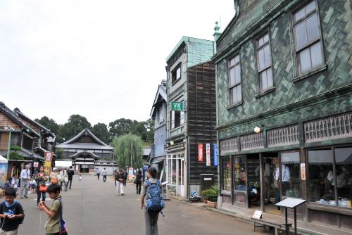東京たてもの園の特別公開