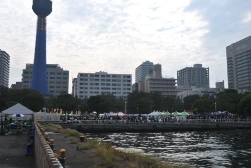 ワールドフェスタ・ヨコハマ2008の「ワール丼まつり」