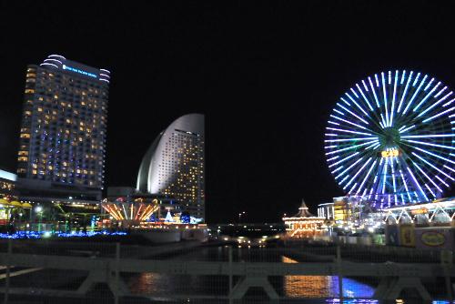 8年ぶりの横浜