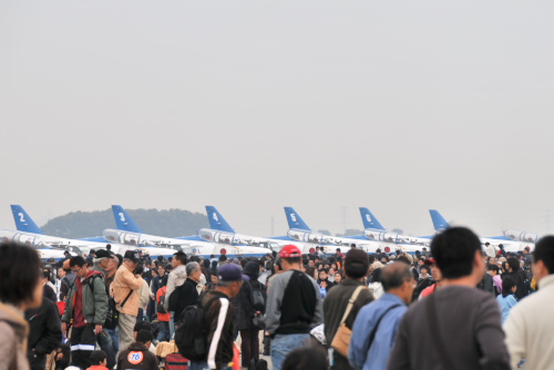 入間基地創立50周年 入間航空祭を見てきたよ