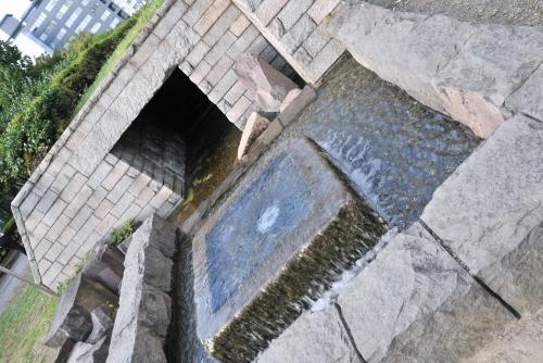 東京都水道歴史館と本郷給水所公苑