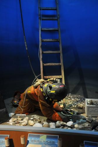 富津埋立記念館 - 海苔について学ぶ