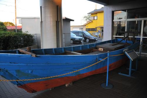 ノリと海のふるさと君津 - 君津市漁業資料館