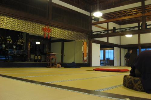 はじめての座禅 - 北鎌倉・建長寺