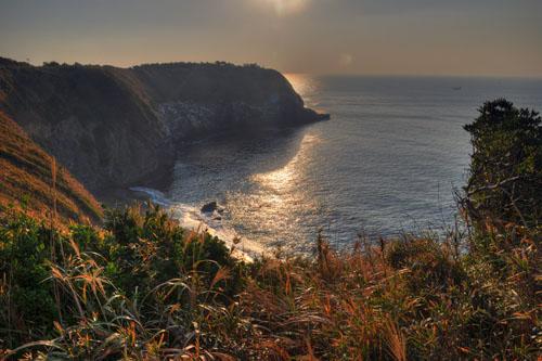 城ヶ島(2):海岸線を歩く