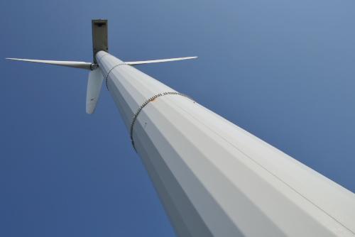 風車のある宮川公園