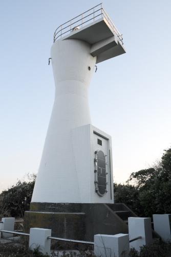 館山港沖島灯台