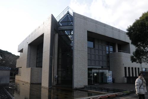 城山公園、館山城、館山市立博物館