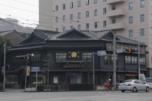 長崎文明堂総本店