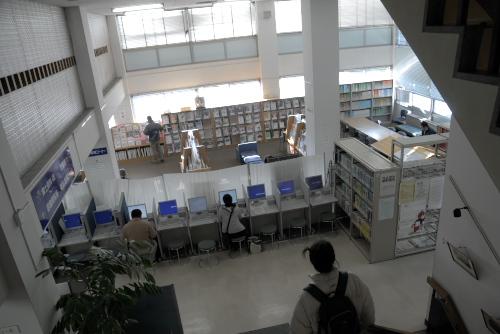 長崎県立長崎図書館